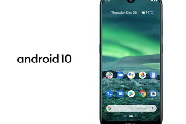 Android 10 on nyt saatavilla Nokia 2.3:lle