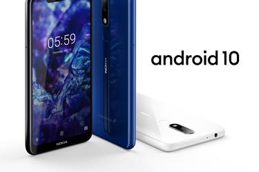 Android 10 on nyt saatavilla Nokia 5.1 Plus -puhelimelle