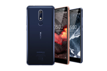 Nokia 5.1 saapuu aivan pian Suomeen – Osuu opiskelijabudjettiin