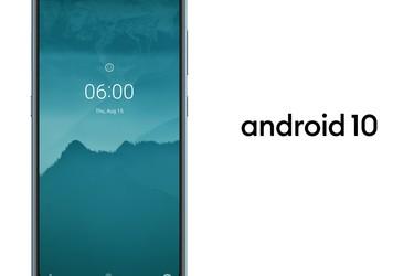 Android 10 on nyt saatavilla Nokia 6.2:lle