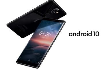 Android 10 on nyt saatavilla Nokia 8 Sirocco -puhelimelle