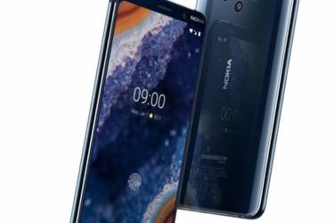 Joko julkaisu on käsillä? Nokia 9 Pureview'stä vuoti lisää kuvia