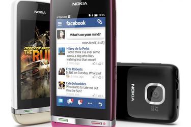 Nokian Asha-puhelimiin Farmville-firman pelejä