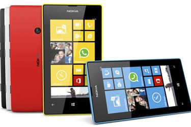 Nokia Lumia 520 on maailman myydyin Windows-laite