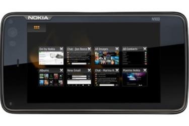 Nokia N900 esiintyy videoilla