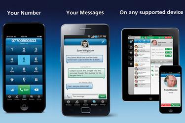 Uusi sovellus yhdistää Skypen ja perinteisten puheluiden parhaat puolet