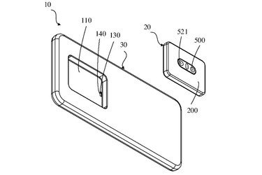 Modulaarisen älypuhelimen paluu? Kiinalaisvalmistaja patentoi irroitettavan kameran