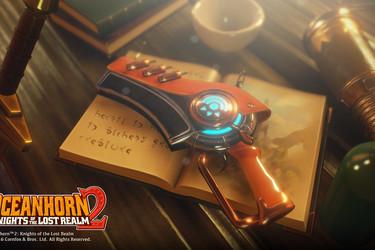 Kehuttu suomalainen Zelda-vaikutteinen Oceanhorn-peli saa jatkoa