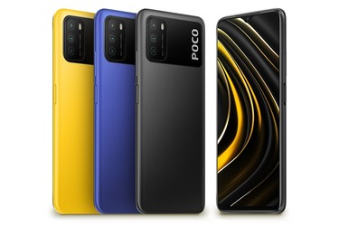 Edullinen Poco M3 julkaistiin - 149 eurolla Full HD+ -näyttö, 48 MP:n pääkamera ja 6000 mAh akku