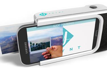 Innovatiivinen Prynt-älypuhelinkuori muuttaa puhelimesi Polaroid-kameraksi