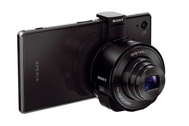 Sonyn objektiivikamerat muuntavat älypuhelimen järjestelmäkameraksi