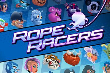Kotimainen Rope Racers keräsi miljoona latausta viikossa – julkaistiin myös Androidille