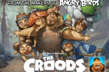 Rovio julkaisi uuden animaatioelokuvaan perustuvan pelin