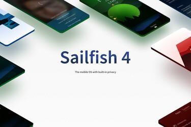 Sailfish-käyttöjärjestelmän neljäs versio julkaistiin