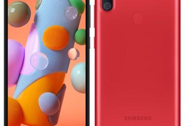 Samsungin edullinen puhelin sai jatkoa - Galaxy A11 -puhelimessa on 4000 mAh akku, kolme takakameraa ja 6,4 tuuman näyttö