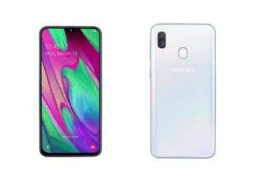 Toukokuun myydyimmät puhelimet: Galaxy A40 selkeä ykkönen