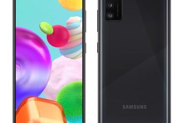 Samsung Galaxy A41 -puhelimen myynti alkanut - hinta 299 euroa