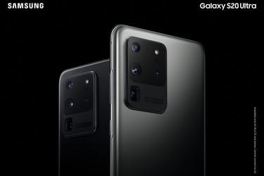 Samsungin Galaxy S20 -sarjan puhelimet saivat One UI 2.5 -päivityksen