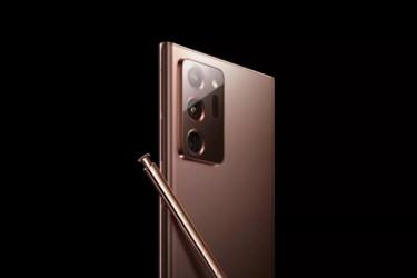Panokset kovenevat – Samsung esittelee pian uuden Note20-lippulaivan