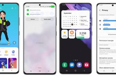 Samsung aloitti Android 12 -beetatestaamisen Galaxy S21 -puhelimilla
