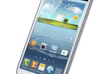 Samsungilta keskihintainen LTE-luuri Galaxy-sarjaan