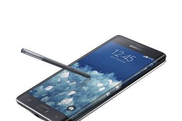 Samsungin erikoinen Galaxy Note Edge saapuu Suomeen