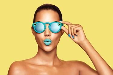 Snapchat-aurinkolaseilla kuvaat seuraajillesi 10 sekunnin videoita