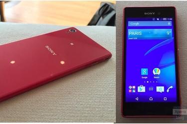 Sonyn M4 Aqua paljastui ennen julkistusta