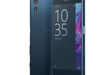 Sonyn uusin tehopuhelin on Xperia XZ