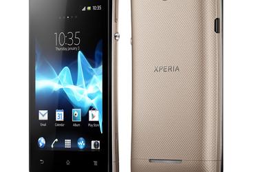 Sonylta uusi kompakti Xperia E -puhelin budjettiluokkaan