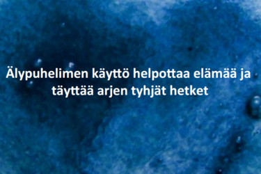 Tutkimus: Näin älypuhelimia käytetään Suomessa - kuulutko edelläkävijöihin?