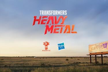 Nianticilta tulossa lisätyn todellisuuden TRANSFORMERS: Heavy Metal -mobiilipeli