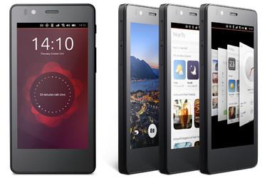 Ensimmäinen Ubuntu-puhelin tulee myyntiin ensi viikolla