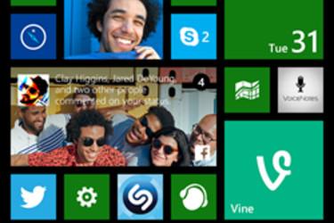 Lumian sovellusruudukko uudistuu Windows 10:n räjähtävillä kuvakkeilla