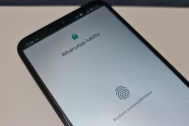 WhatsApp-sovellus saamassa kasvojentunnistuksen Androidilla