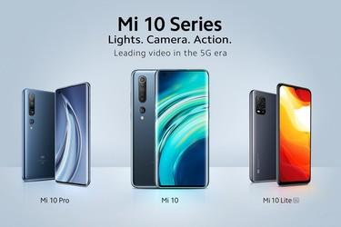 Xiaomin Mi 10 -sarjan 5G-puhelimet ovat nyt ennakkomyynnissä Suomessa