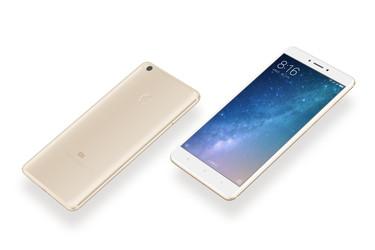 Xiaomi esitteli Mi Max 2 -älypuhelimen: Iso näyttö, valtava akku
