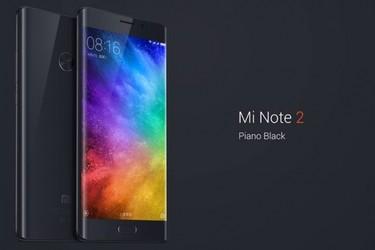 Xiaomi esitteli todellisen tehoälypuhelimen – tällainen on Mi Note 2