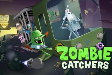 Suomalainen iOS-peli Zombie Catchers keräsi alle viikossa miljoona latausta