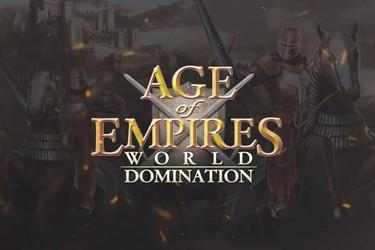 Age of Empires: World Dominationin iOS- ja Android-julkaisu lähestyy