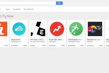 Google aloitti suoratoistettavien ohjelmien testauksen – Ei vaadi asentamista