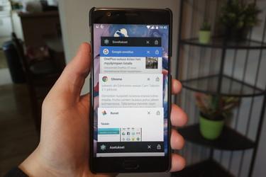 Opas: Näin suljet Android-sovellukset
