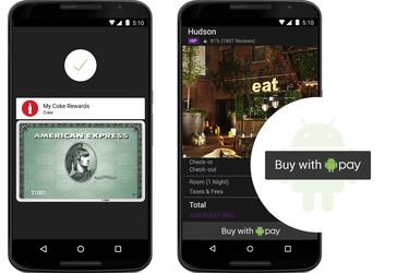 Android Pay lähti tänään jakeluun