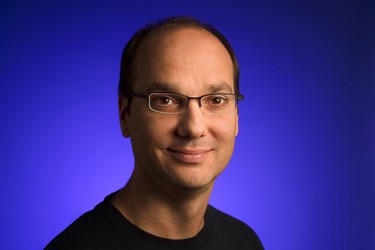 Googlen tulevaisuuden mobiilissa rakentanut Andy Rubin jättää yhtiön