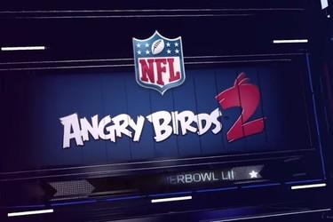 Angry Birds julkaisi Super Bowl -päivityksen