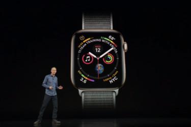 Apple esitteli kokonaan uusitun Apple Watchin, ensimmäinen EKG-kuluttajalaite markkinoilla