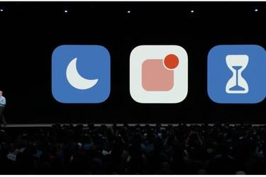 Apple otti mallia Googlelta, parannuksia ilmoituksiin ja niiden piilottamiseen