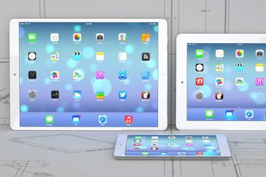 Apple on kasvattamassa iPadin jumboluokkaan