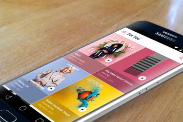 Apple Music on vihdoin valmis myös Androidilla