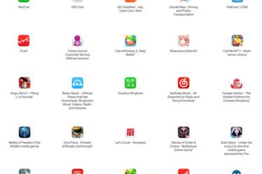 Apple julkaisi listan haittaohjelman saastuttaneista App Store -sovelluksista